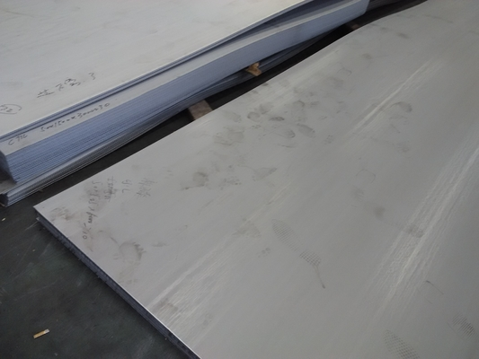 चीन 2205 2507 Stainless Steel Metal Plate / Duplex Stainless Steel Sheet आपूर्तिकर्ता