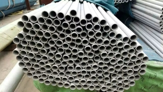 चीन N08825 / alloy825 nickel alloy seamless steel pipe , round steel tubing for industry आपूर्तिकर्ता