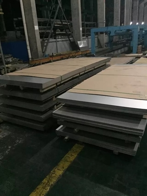 चीन 316L Stainless Steel Plate 1mm 0.3mm Thick Steel Sheet Metal For Industry आपूर्तिकर्ता