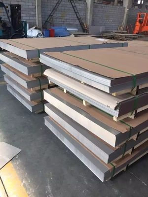 चीन 310S Alloy Steel Plates INOX 310S 1.4845 Stainless Steel  Metal Plate for industry आपूर्तिकर्ता