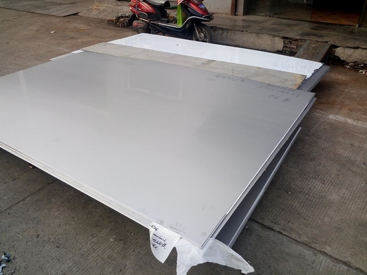 चीन Cold Rolled 304 316L Stainless Steel Sheet / Plate With Thickness 0.4-3.0mm आपूर्तिकर्ता