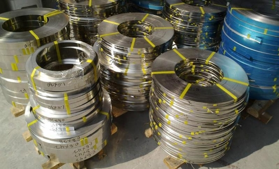 चीन SUS 304 316 Bright Annealed BA Stainless Steel Coil , Stainless Steel Strips आपूर्तिकर्ता