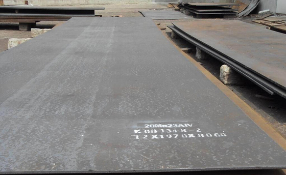 चीन Monel 400 254smo 17-4PH 17-7PH XM-19 S21800 1.4529 Hot Rolled Steel Plate For Industry आपूर्तिकर्ता