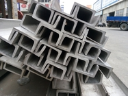 चीन 201 304 316L 321 310S 2205 904l Stainless Steel U Channel Bright Surface For Industrial फैक्टरी
