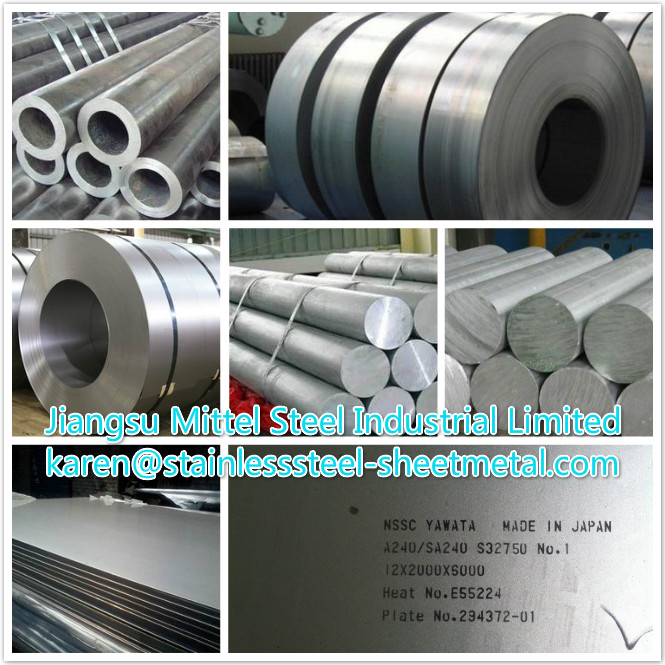 S32205 Duplex Steel Plate , S32205 Duplex Stainless Steel Sheet