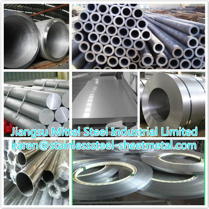 ASTM A789 S32750 UNS Stainless Steel Seamless Tube Galvanized 1 - 50mm Wall Thickness