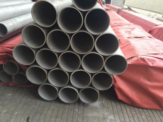 SUS317L Stainless Steel Tube Seamless SUS317L Seamless Steel Tube DN150 SCH40