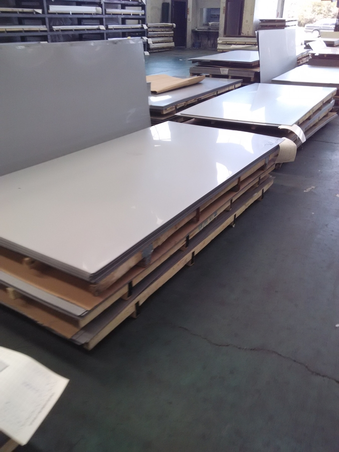 444 2B/2D SUS444 SS Stainless Steel Sheet Stainless Steel Metal Sheet