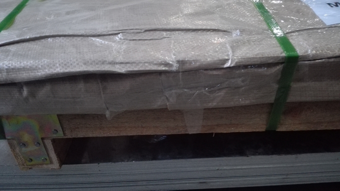316L Stainless Steel Plate 1mm 0.3mm Thick Steel Sheet Metal For Industry