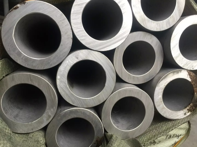 ASTM A376 TP347H Stainless Steel Seamless Tube Annealed & Pickling Industrial Pipe
